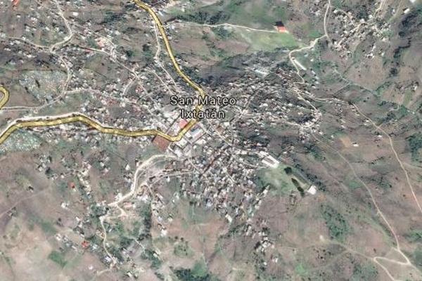 Ubicación de San Mateo Ixtatán, Huehuetenango. (Foto Prensa Libre: Internet)