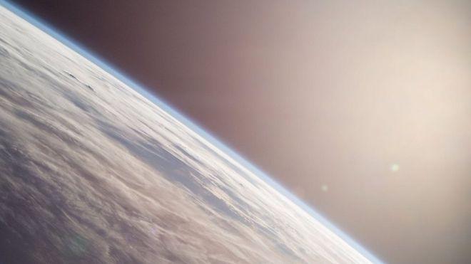 En el afelio la Tierra se encuentra cinco millones de km más lejos del Sol que en el perihelio. (NASA)