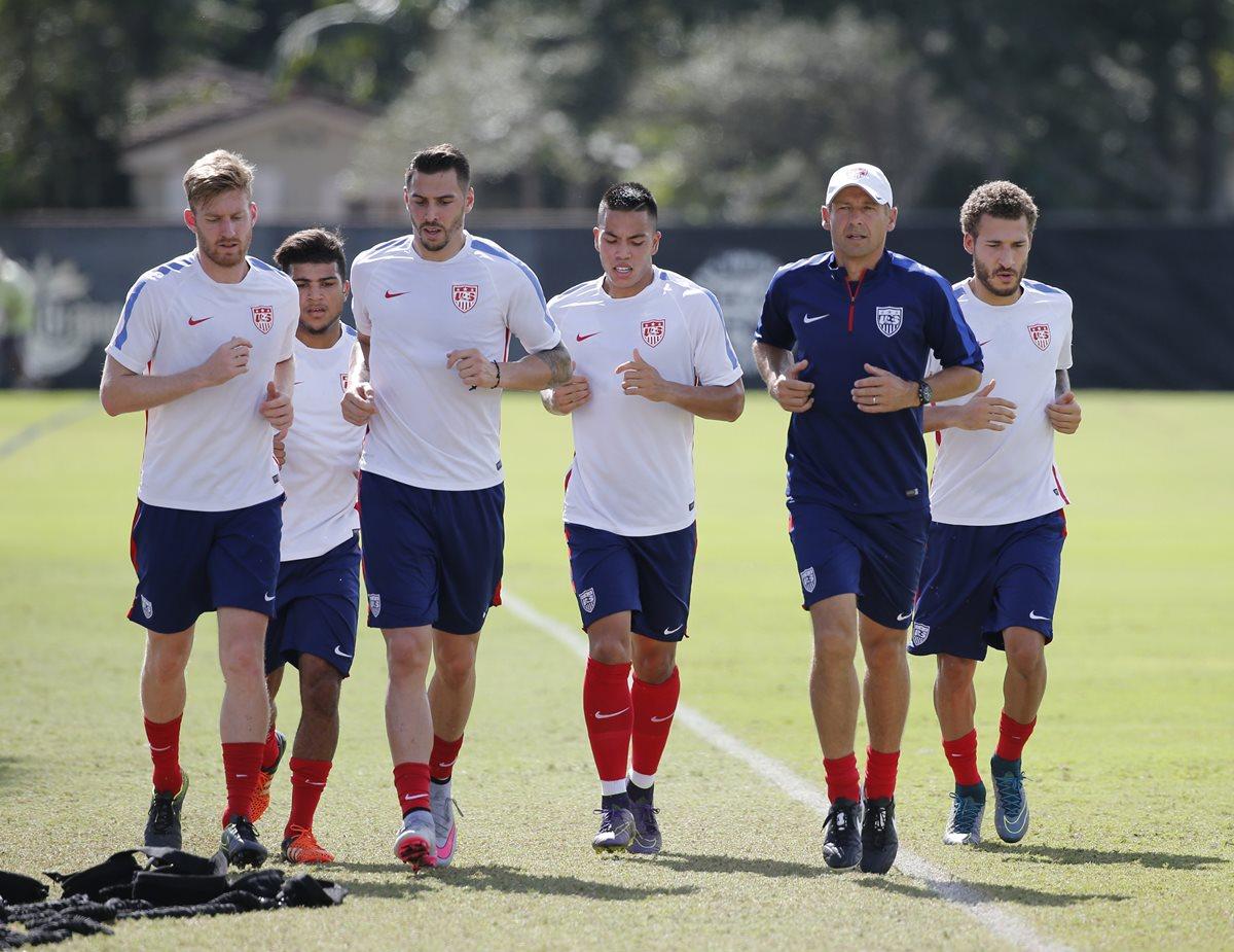EEUU, México, Costa Rica y Panamá buscan ventaja en la eliminatoria de Concacaf