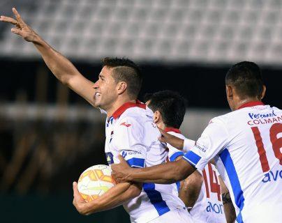 Nacional de Paraguay vence 2-1 a Universidad de Concepción en Sudamericana