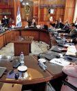 Impunity Watch, el Instituto de la Judicatura y la Plataforma Internacional contra la Impunidad integran el Observatorio de Independencia Judicial. (Foto Prensa Libre: Hemeroteca)