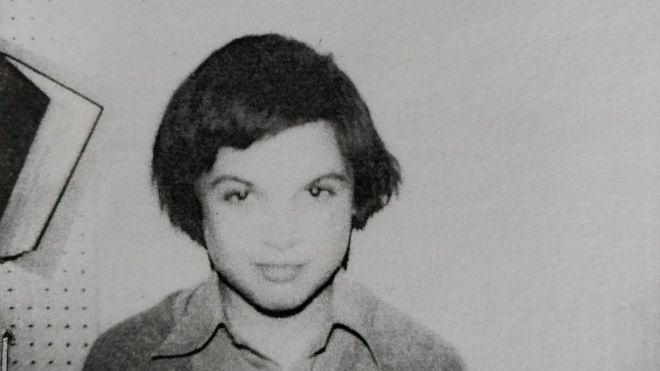 Mark llegó al hogar infantil en Grafton House en diciembre de 1980. MARK SAMARU