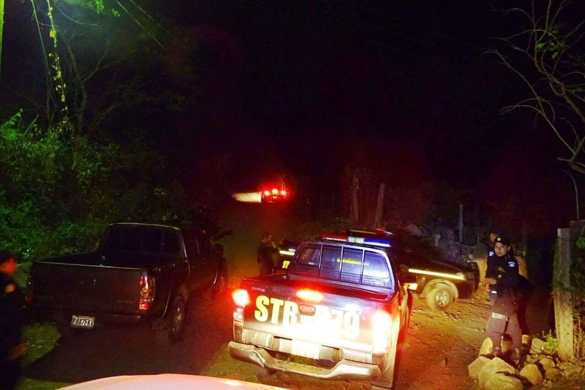Ultiman a tres integrantes de una familia en Chiquimulilla