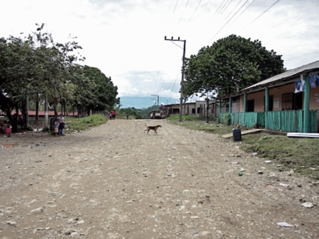 El 16 de noviembre del 2005, el Congreso aprobó la Ley del Proyecto Franja Transversal del Norte, una obra en el contexto del Plan Puebla Panamá, firmado en el 2001. (Foto HemerotecaPL)