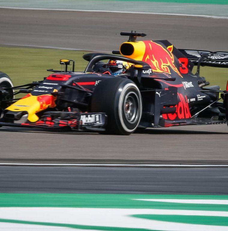 El piloto australiano no pensó que podría ganar el GP de China. (Foto Prensa Libre: EFE)