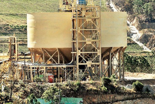 Datos estadísticos mineros reportan el comportamiento del sector.
