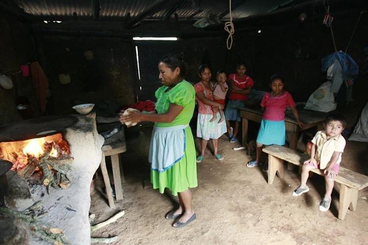 Los casos de desnutrición aguda aumentan en el país, sobre todo en Alta Verapaz. (Foto: Hemeroteca PL)