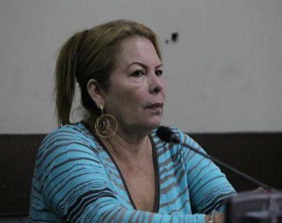 Sebastiana Hortencia Cottón Vásquez integró media docena de narcotraficantes guatemaltecos que declararon, en Estados Unidos, contra los hermanos Eliú y Waldemar Lorenzana Cordón. (Foto Prensa Libre: Hemeroteca PL)