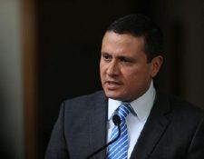 Carlos Raúl Morales, cancillera de Guatemala, será el que inaugurará la reunión del Consejo de Ministros de la Asociación de Estados del Caribe. (Foto Prensa Libre: Hemeroteca PL)