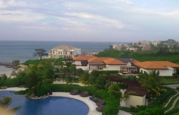 La mansión está ubicada en Pristine Bay Resort, Roatán, Honduras. (Foto Prensa Libre: MP)