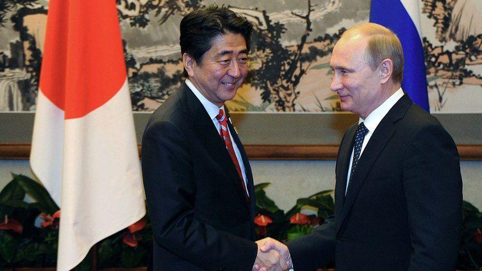 Rusia y Japón han hecho intentos para poner fin formalmente a las hostilidades pero sin lograr un acuerdo de paz. GETTY IMAGES