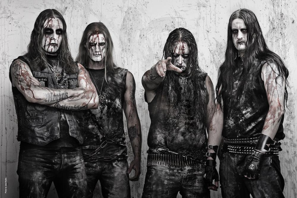Marduk es un grupo de metal formado en Suecia en la década de 1990. Su nombre alude a un dios de la antigua Mesopotamia. (Foto: Hemeroteca PL).