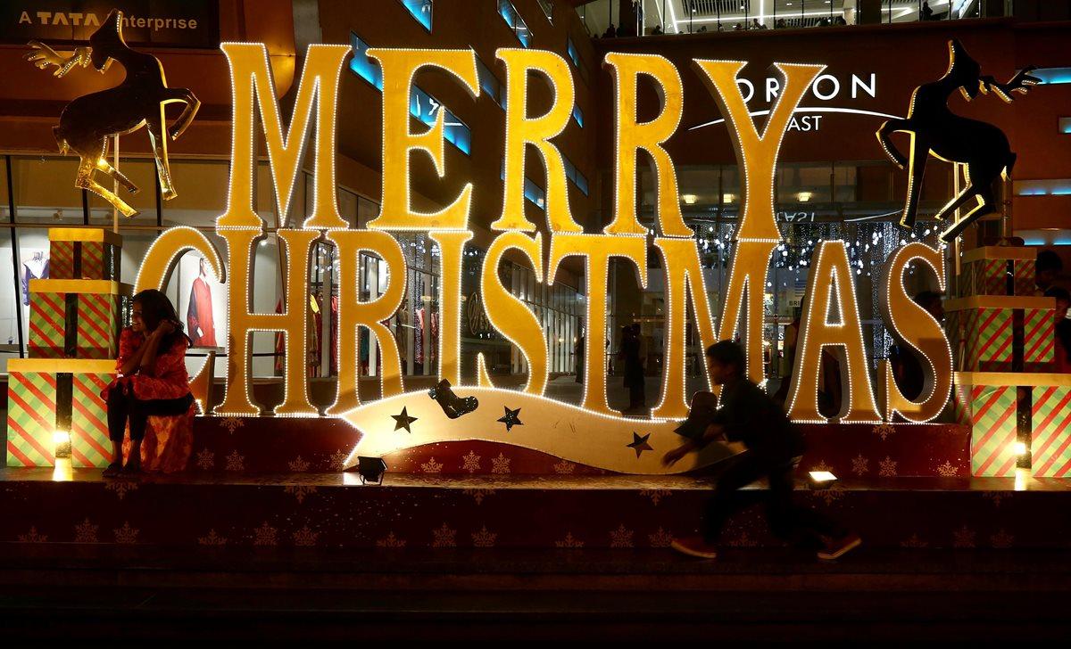 Cristianos de todo el mundo celebran la Navidad en Tierra Santa
