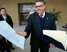 Una serie de contradicciones han surgido por las afecciones de Manuel Barquín, exdiputado del partido Líder. (Foto: Hemeroteca PL)
