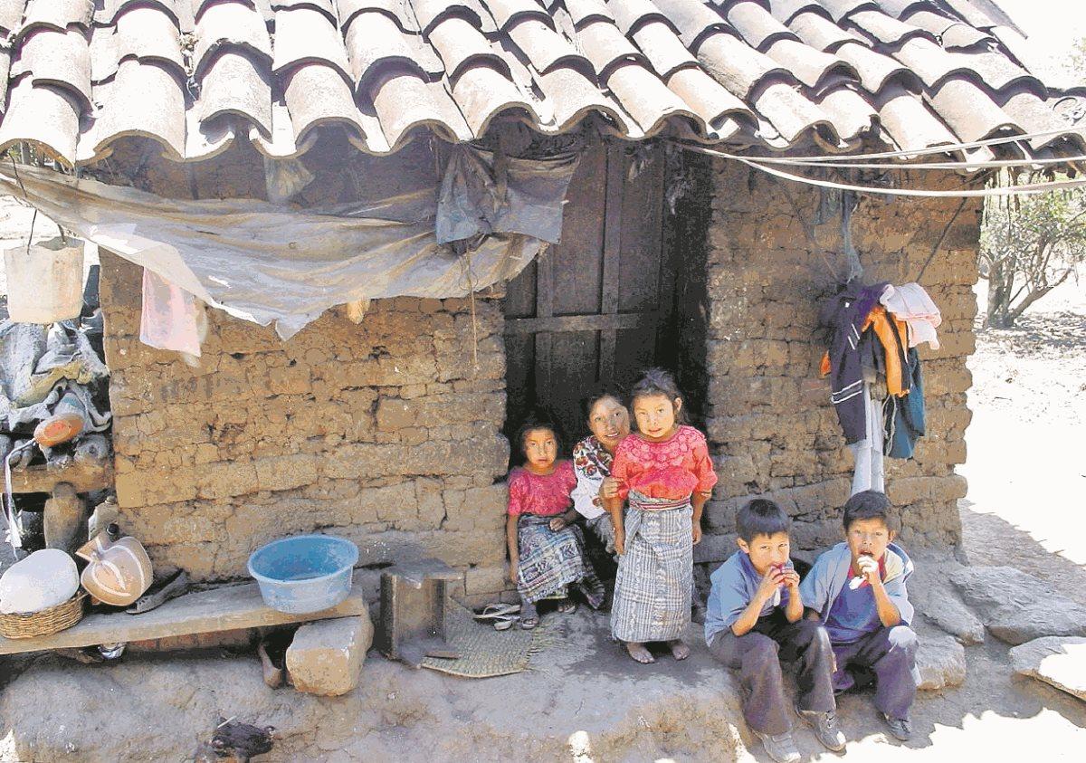 El gobierno mexicano reiteró su ayuda para el combate de la pobreza en el corto plazo (Foto Prensa Libre: Hemeroteca PL)