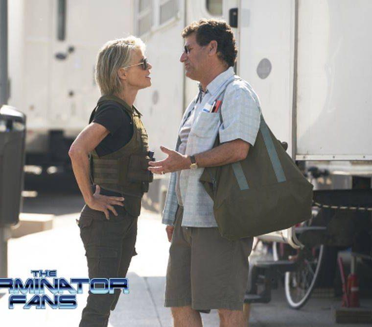 Linda Hamilton será Sarah Connor una vez más (Foto Prensa Libre: The Terminator Fans).