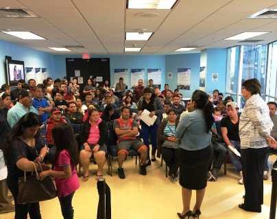 300 trabajadores para atender a 3 millones de guatemaltecos: consulados en EE. UU. están desbordados
