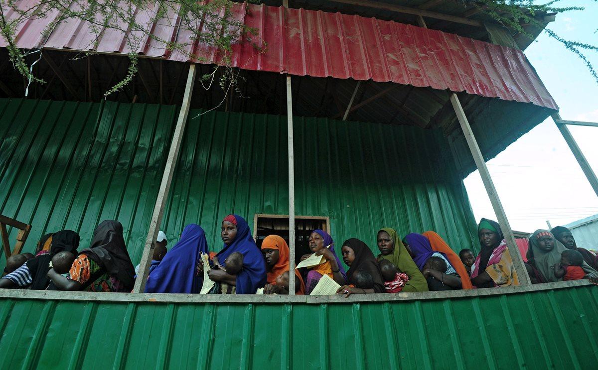 ONU advierte de muertes masivas por hambruna