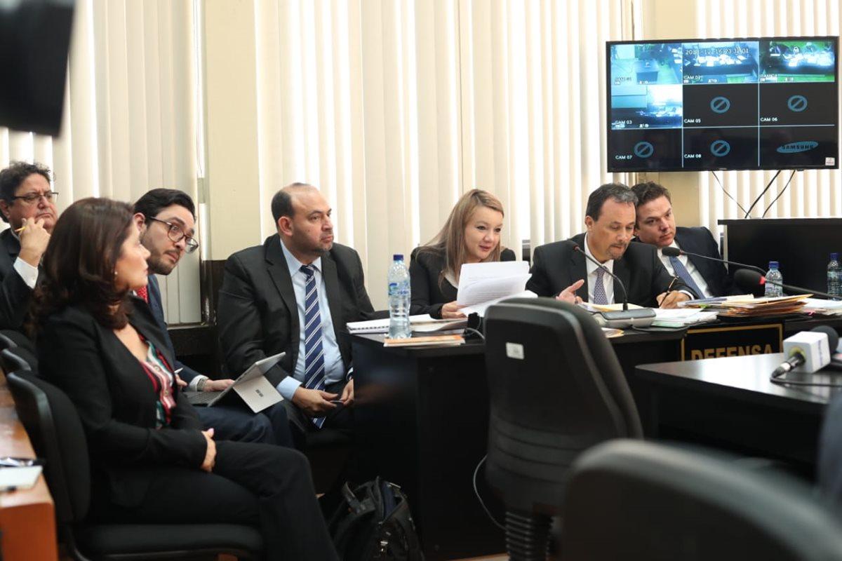 MP solicita enviar a juicio a Andrés Botrán y Rodrigo Arenas
