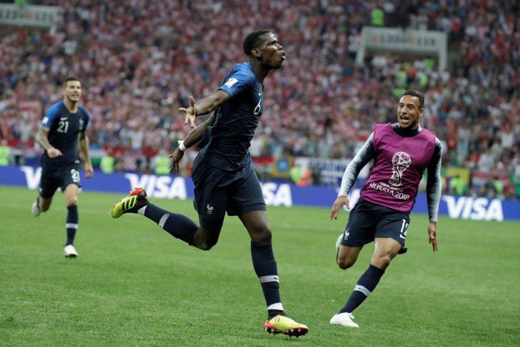 El marcador final del partido fue de 4 a 2 a favor de Francia.