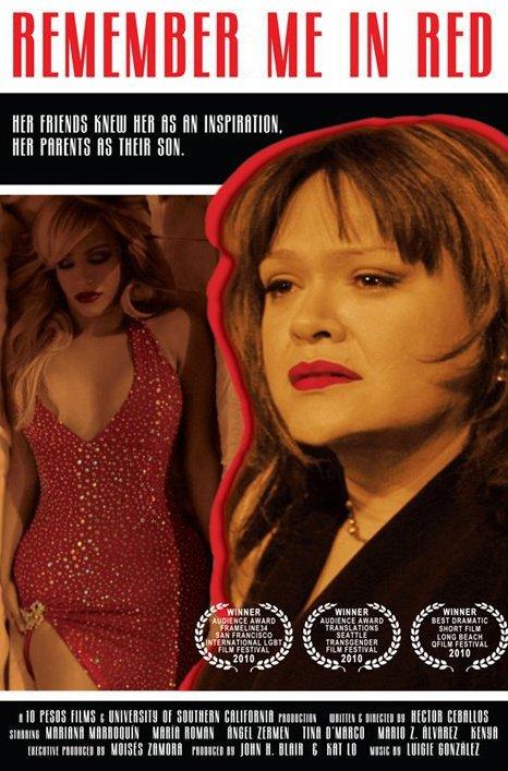 La actriz guatemalteca fue parte de la cinta Remember Me en Red. (Foto Prensa Libre: Cortesía Mariana Marroquín)