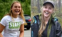 Louisa Vesterager Jespersen y Maren Ueland fueron halladas muertas el lunes 17 de diciembre. REUTERS/AFP