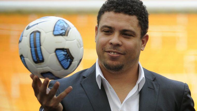 Ronaldo estará presente en la final de la Copa Confederaciones. (Foto Prensa Libre: Hemeroteca PL)