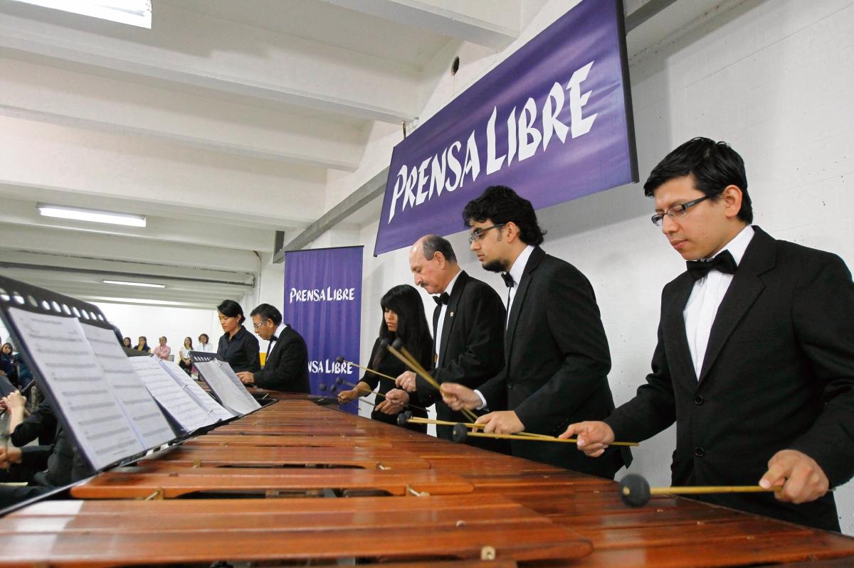 <em>Prensa Libre </em>celebra con júbilo a la marimba