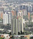 Las fallas que se ubican bajo la ciudad provocan microsismos todos los días.(Foto Prensa Libre: Hemeroteca PL)