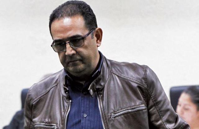 Samuel Everardo Morales Cabrera, sindicado en el caso Botín Registro de la Propiedad. (Foto Prensa Libre: Hemeroteca PL).
