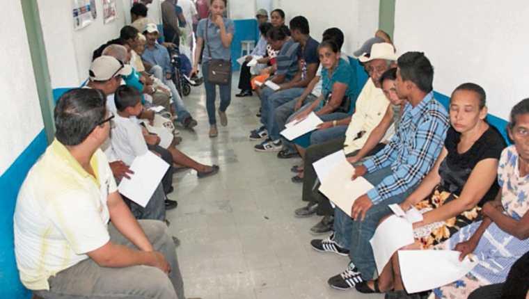 La suspensión de operaciones electivas afecta a pacientes del Hospital Nacional de Jutiapa.