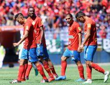 Los rojos perdieron la final del Apertura 2016 contra Antigua GFC y ampliaron su sequía perdedora (Foto Prensa Libre: Hemeroteca PL)