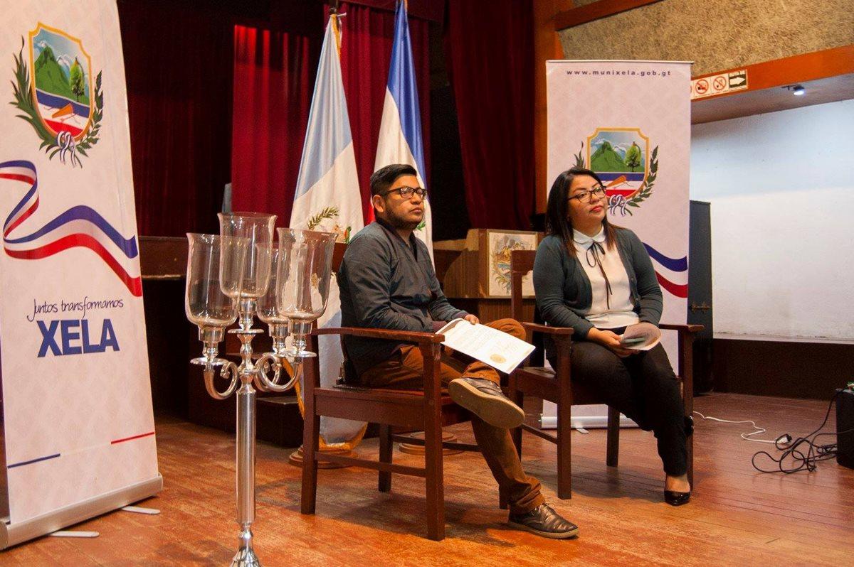 Los organizadores brindaron información sobre el cierre de inscripción y las bases para postular a los candidatos para ser galardonados. (Foto Prensa Libre: Cortesía)