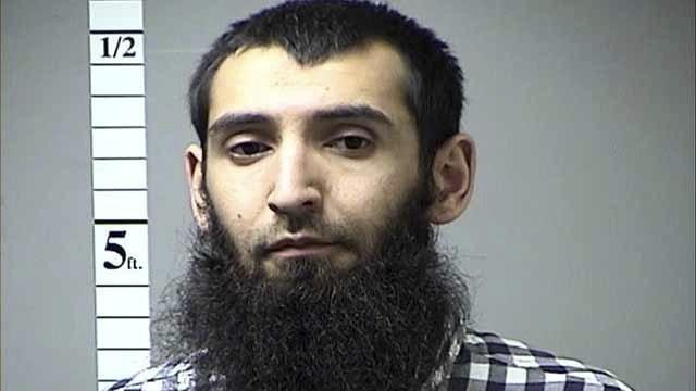 Sayfullo Saipov, supuesto autor del ataque en Nueva York. (Foto Prensa Libre: AP)