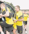 El delantero Mario Gotze volvió a los entrenamientos con su equipo, luego de seis meses de tratamiento. (Foto Prensa Libre: Hemeroteca PL)