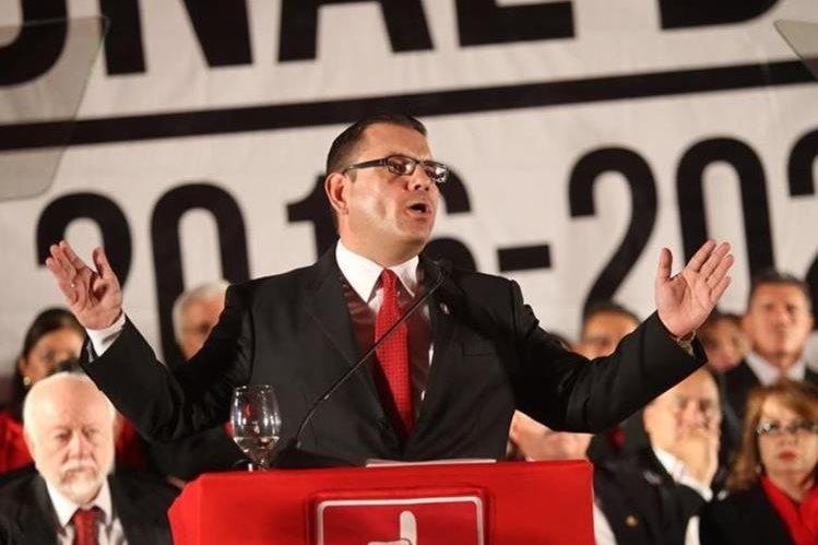 Las cuentas están a nombre de una entidad bancaria vinculada a la familia Baldizón Vargas. (Foto Prensa Libre: Hemeroteca PL)
