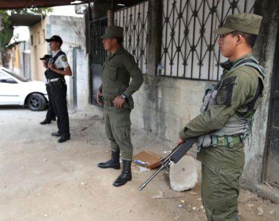 Guatemala desmilitariza sus regiones más violentas luego de 18 años de apoyo a la PNC