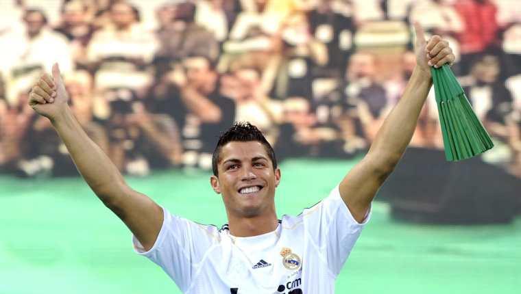 Cristiano Ronaldo es el máximo goleador de la historia del Real Madrid. (Foto Prensa Libre: AFP)