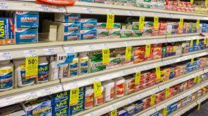 Las farmacias suelen vender decenas de analgésicos distintos que prometen aliviar dolencias en distintas partes del cuerpo.