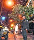 Vecinos piden seguridad de la PNC en eventos públicos ante el temor de una balacera.(Foto Prensa Libre: Hemeroteca PL)