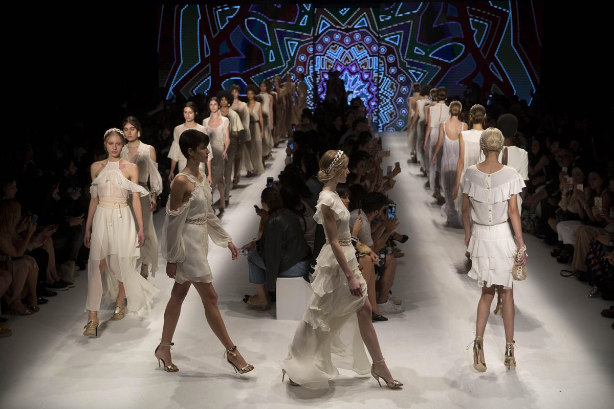 Semana de la Moda de Sao Paulo: cinco propuestas de estilo