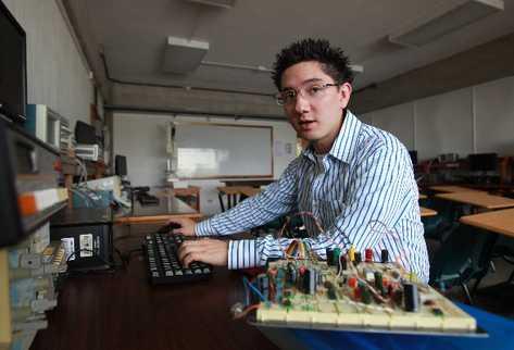 La tecnología  que existe en Japón se puede desarrollar en Guatemala, asegura Luis Fernando Reina.