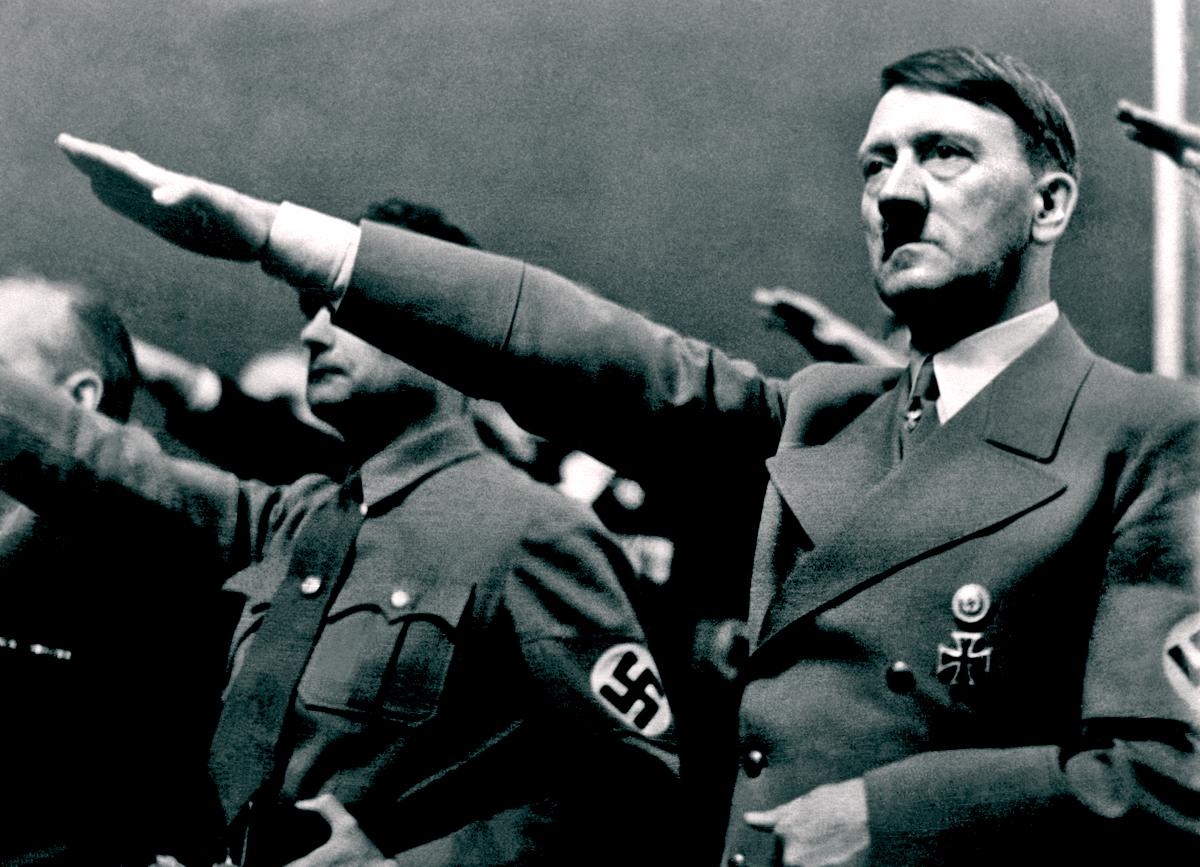 Habían surgido varias teorías que ponían en duda la muerte de Adolfo Hitler. (Foto: Hemeroteca PL)
