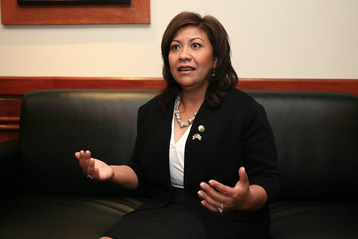 Norma Torres y otros 15 congresistas de EE.UU. piden a McAleenan rescindir el acuerdo con Guatemala
