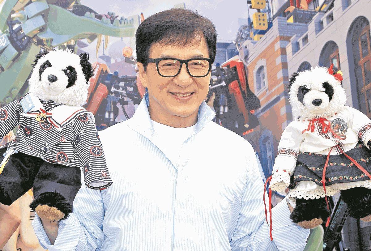 Jackie Chan publicó un libro contando detalles íntimos sobre su vida (Foto: Hemeroteca PL).