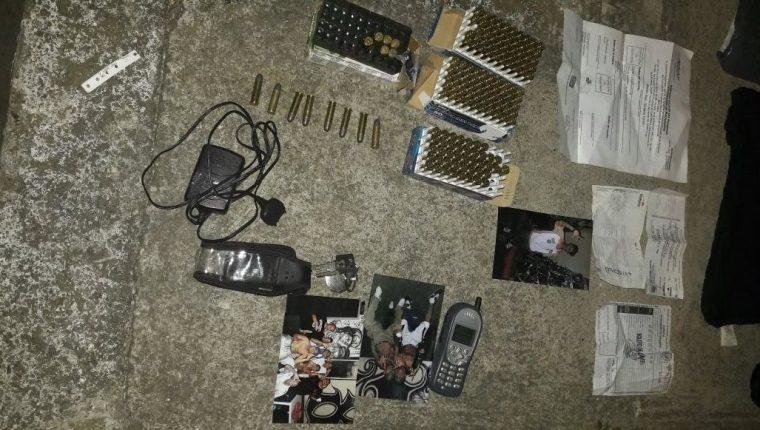 Fuerzas de seguridad efectúan operativos luego de ataque en el que resultaron heridos dos agentes de la PNC. (Foto Prensa Libre: PNC)