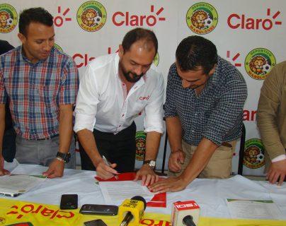 Marquense llegó a un acuerdo con un nuevo patrocinador que le permitirá salir de sus problemas económicos en el torneo Apertura 2017. (Foto Prensa Libre: Whitmer Barrera)
