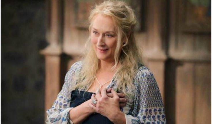 La actriz Meryl Streep se incorporará a la serie protagonizada por Nicole Kidman y Reese Witherspoon.(Foto Prensa Libre: Instagram @meryl.streep)