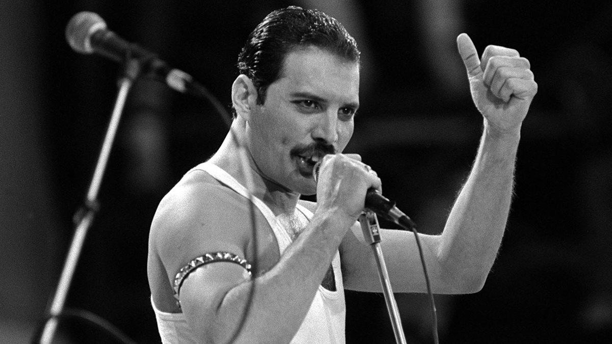 Freddie Mercury se convirtió en una leyenda del rock tras fallecer en 1991. (foto Prensa Libre: Hemeroteca PL).