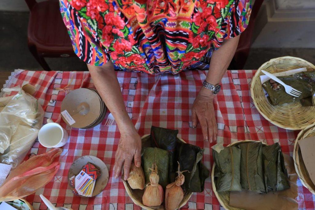 La muestra gastronómica se realizó en el Museo de la Universidad de San Carlos, Musac.
